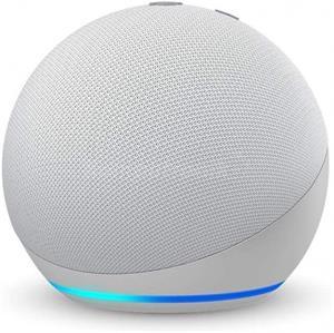 Amazon Echo Dot 4, biely