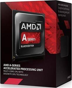 AMD, A10-7870K Black Edition, tichý chladič, Box