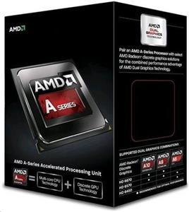 AMD A6-6400K Black edition, 3,9 Ghz