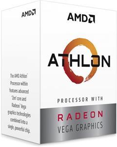 AMD Athlon 3000G, BOX