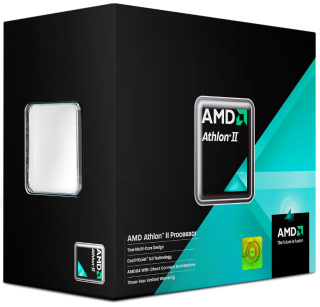 AMD Athlon II X4 635 Quad-Core BOX (AM3)