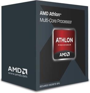AMD, Athlon II X4 880K Black Edition, 125W tichý ventilátor - rozbaleny