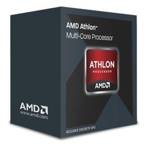 AMD, Athlon II X4 880K Black Edition, 125W tichý ventilátor