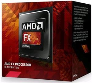 AMD FX-8350 Black edition, 4.0 GHz, Wraith chladič