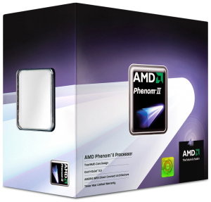 AMD PHENOM II X3 710 3-Core procesor BOX (AM3)