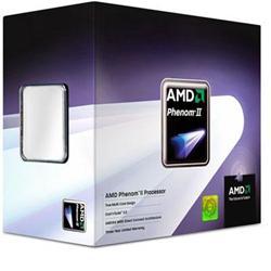 AMD PHENOM II X4 945 Quad-Core BOX 95W (AM3) rev. 3.0