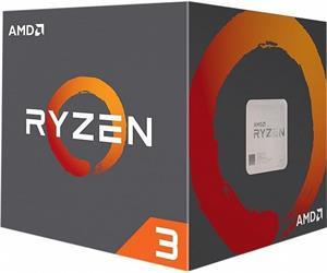 AMD Ryzen 3 1200AF, Wraith Stealth chladič