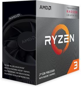 AMD Ryzen 3 3200G, Wraith Stealth chladič