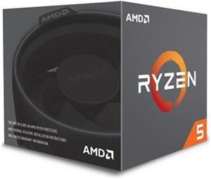 AMD Ryzen 5 1400, BOX, Wraith Stealth chladič