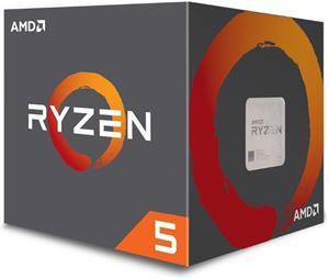AMD Ryzen 5 1600AF, BOX, Wraith Spire chladič