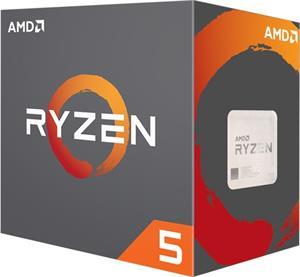AMD Ryzen 5 1600X, BOX, bez chladiča