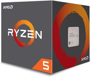 AMD Ryzen 5 2600, BOX, Wraith Stealth chladič
