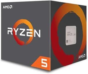 AMD Ryzen 5 2600X, BOX, Wraith Spire chladič