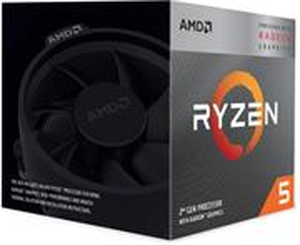 AMD Ryzen 5 3400G, Wraith Spire chladič