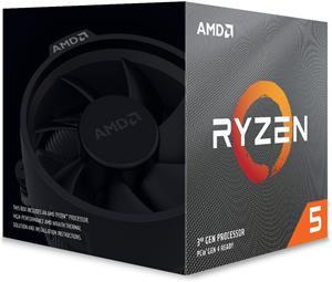 AMD Ryzen 5 3600, Wraith Stealth chladič