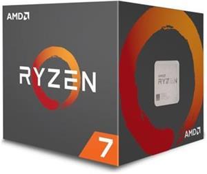 AMD Ryzen 7 2700X, BOX, Wraith Prism chladič