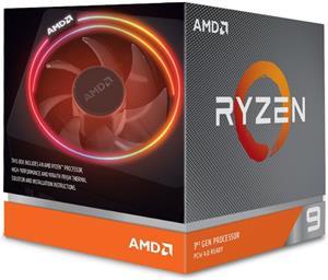 AMD Ryzen 9 3900XT, BOX, bez chladiča