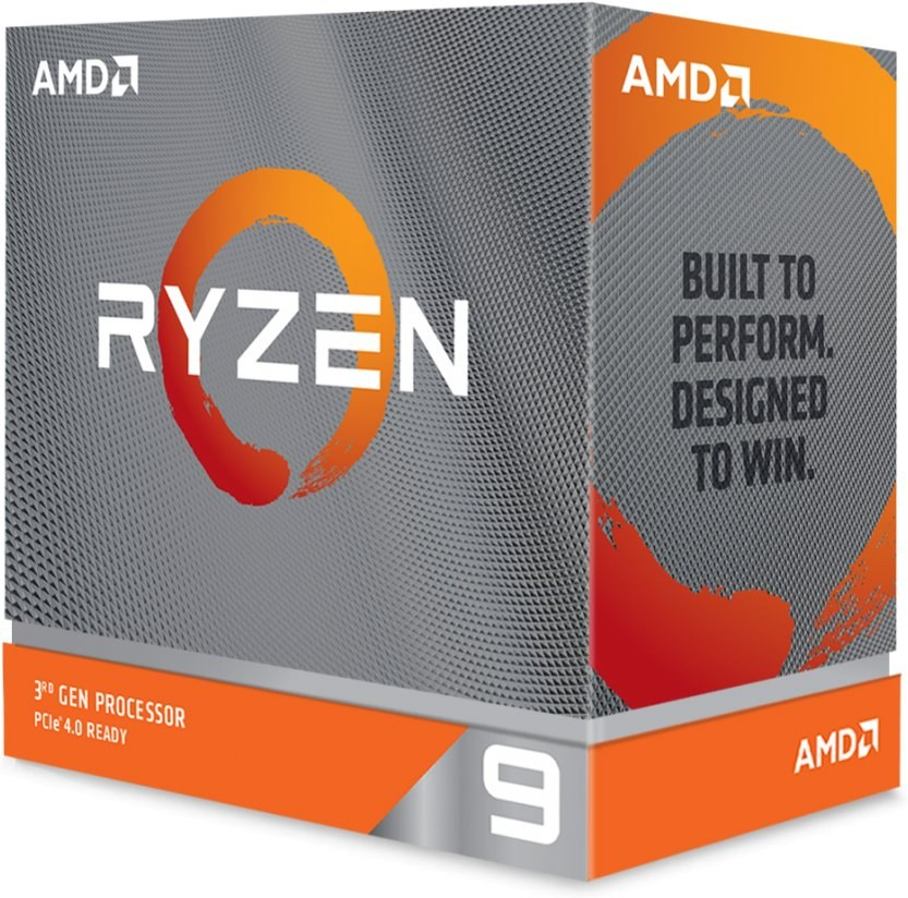 AMD Ryzen 9 3950X, BOX, bez chladiča