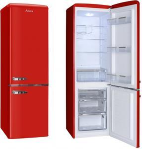 Amica KGCR 387100 R, chladnička kombinovaná