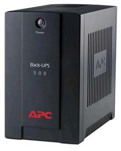 APC Back-UPS 500VA, AVR, IEC