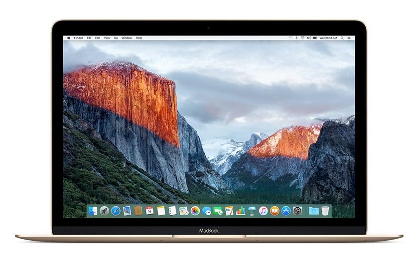 Apple MacBook 12 MLHE2SL/A, zlatý