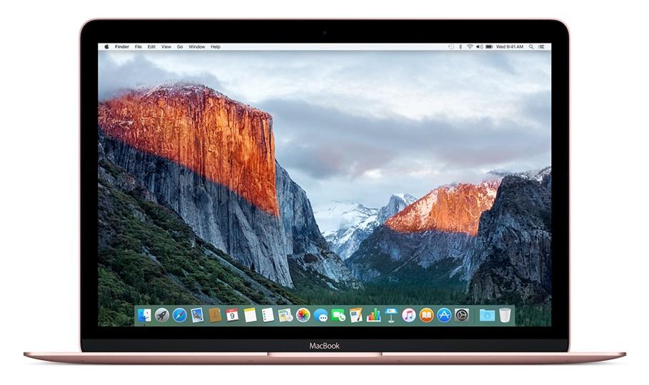 Apple MacBook 12 MMGL2SL/A, zlatý
