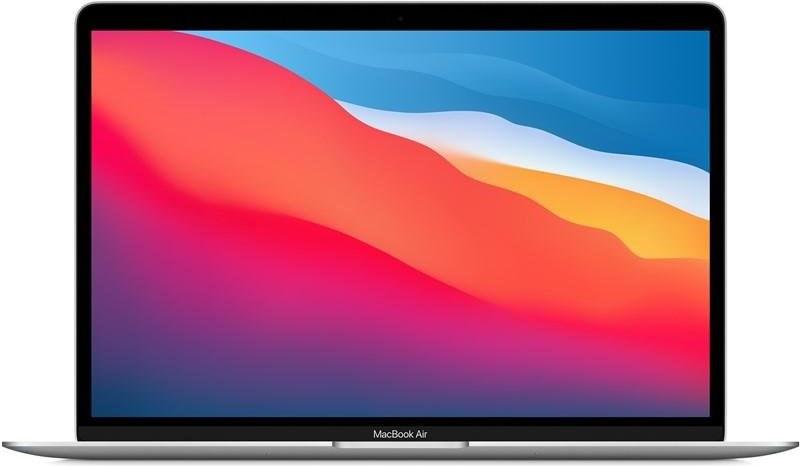 Apple MacBook Air 13'' M1, 8GB, 256GB, strieborný, rozbalený