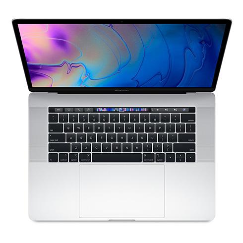 "Apple MacBook Pro 15"" Retina Touch Bar i7 2.2GHz 6-core 16GB 256GB Silver SK"