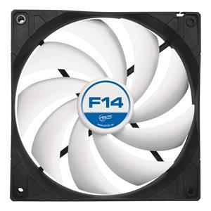 ARCTIC F14 Case Fan - 140mm case fan low noise