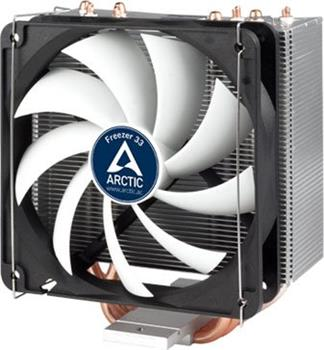 ARCTIC Freezer 33 - CPU Cooler for Intel socket 2011-v3 / 1156 / 1155 / 1150 / 1151, AMD socket AM4, direct touch techn