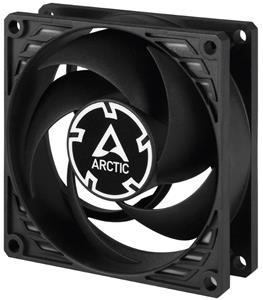 ARCTIC P8 PWM ventilátor / 80mm / černý
