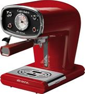 Ariete 1388/30, kávovar červený