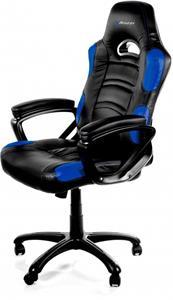 Arozzi ENZO, herná stolička, čierno-modrá