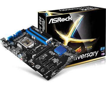ASRock B85 ANNIVERSARY