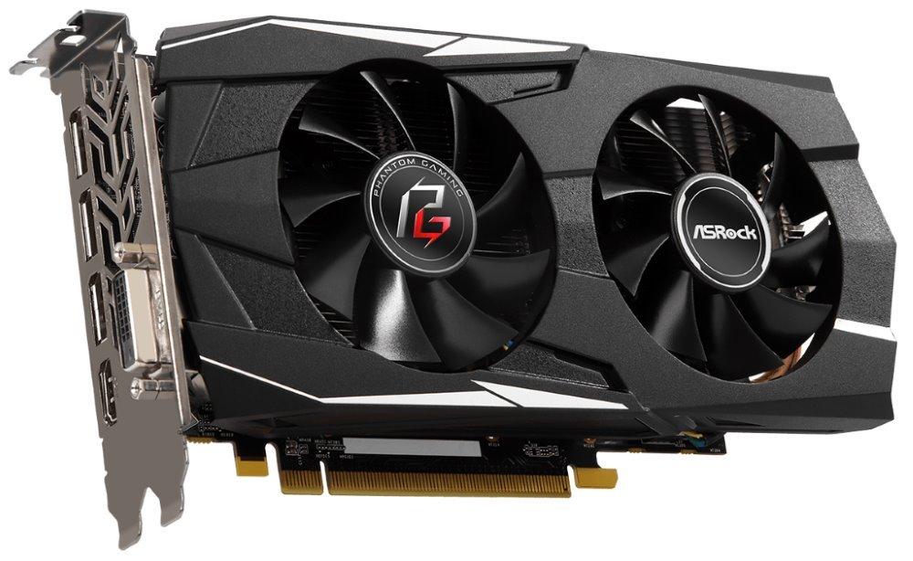 ASRock Phantom Gaming D Radeon RX 570 8G OC