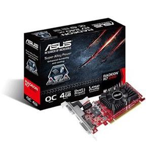 ASUS AMD Radeon R7240-OC-4GD3-L, 4GB
