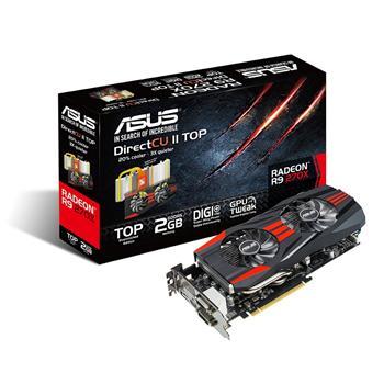 ASUS AMD Radeon R9270X-DC2T-2GD5, 2GB