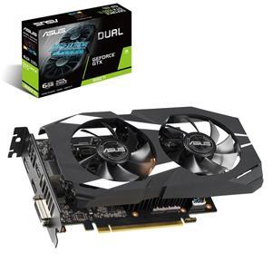 Asus Dual GeForce GTX 1660 Ti O6G