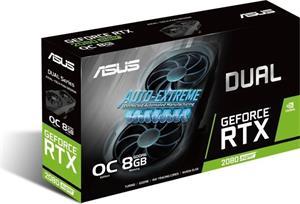 Asus Dual GeForce RTX 2080 Super 08G EVO V2 (OC Edition)