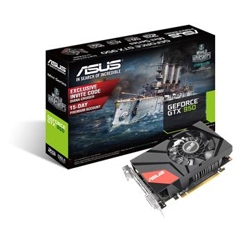 ASUS GeForce GTX950-M-2GD5, 2GB