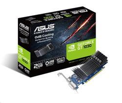 ASUS GT1030-SL-2GD4-BRK 2GB/64-bit GDDR4, DVI, HDMI, LP