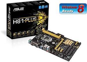 ASUS H81-PLUS