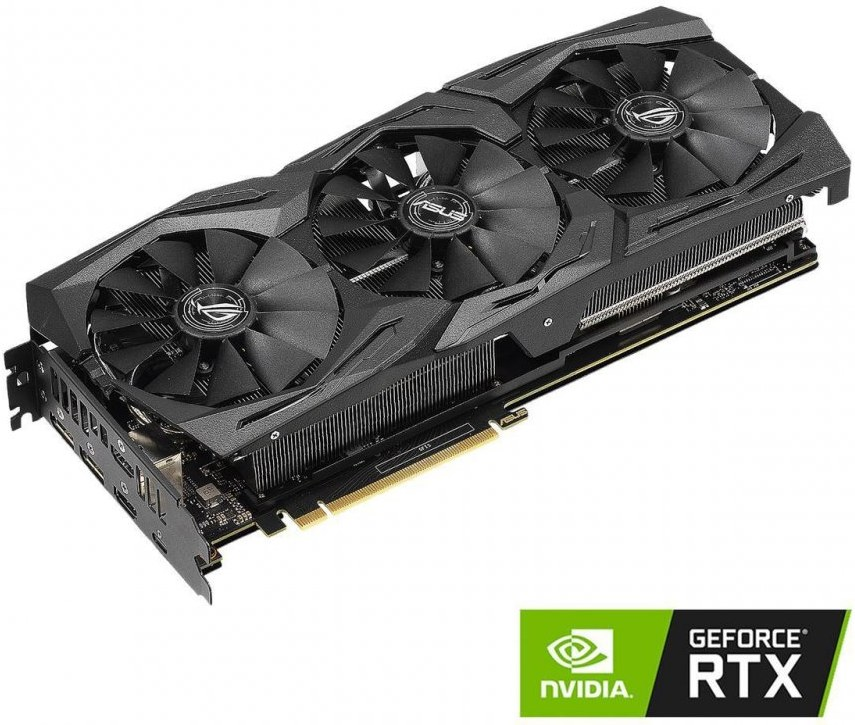 ASUS ROG-STRIX-RTX2070-A8G-GAMING