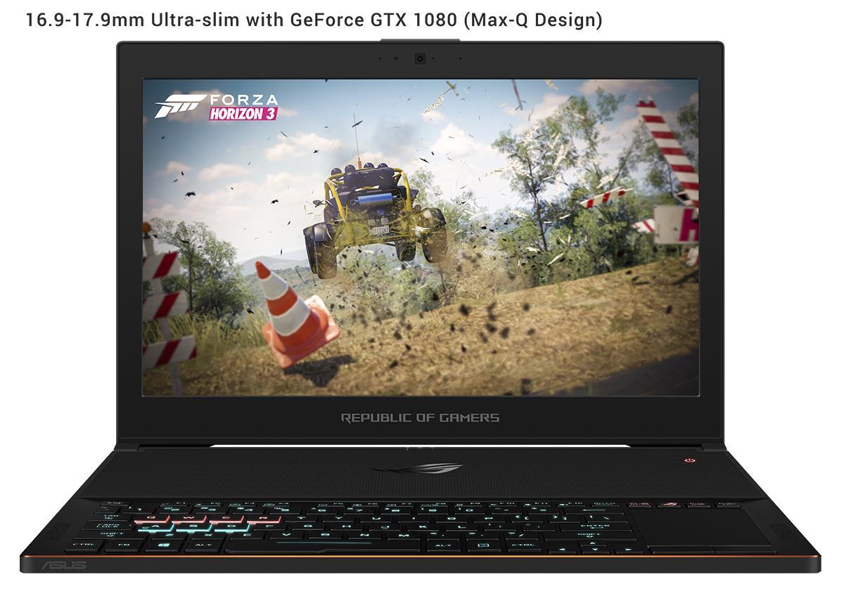Asus ROG Zephyrus GX501VI GZ020T