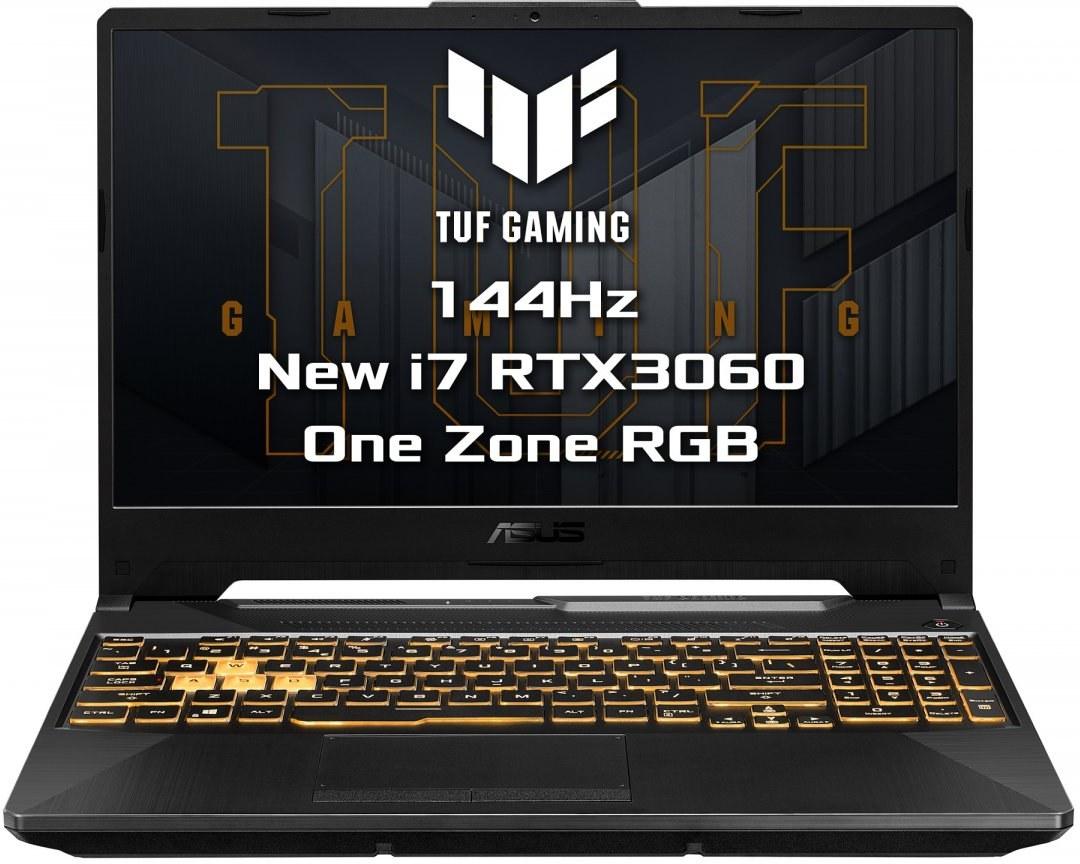 Asus TUF Gaming F15 FX506HM-HN019T, sivý