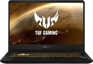 Asus TUF Gaming FX505DT-BQ030, čierny