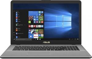 Asus VivoBook Pro N705FN-GC017T, sivý