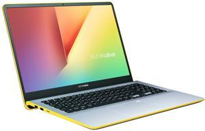 Asus VivoBook S530UN-BQ084T, strieborno-žltý