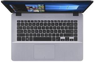 Asus VivoBook X505BA-EJ163T, sivý