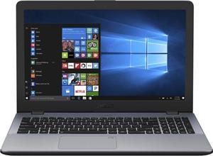 Asus VivoBook X542UF-DM001T, sivý